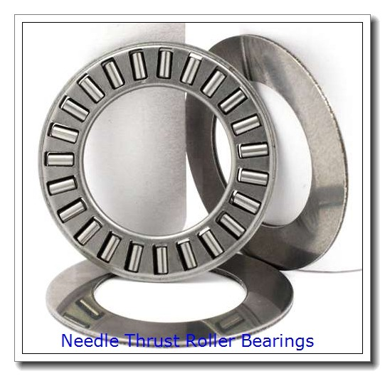 RBC BEARINGS SJ 6936 Needle Non Thrust Roller Bearings