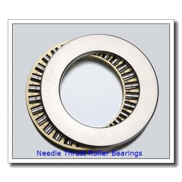 RBC BEARINGS SJ 9648 Needle Non Thrust Roller Bearings