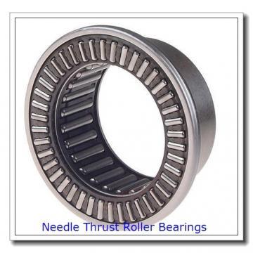 RBC BEARINGS SJ 7173 Needle Non Thrust Roller Bearings