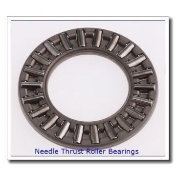 RBC BEARINGS SJ 7275 SS Needle Non Thrust Roller Bearings