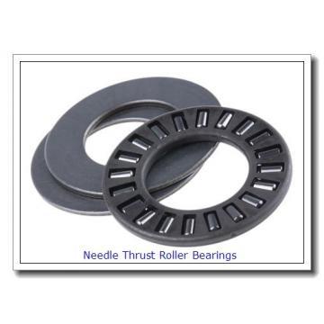 RBC BEARINGS SJ 7285 Needle Non Thrust Roller Bearings