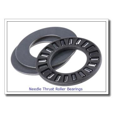 RBC BEARINGS SJ 9567 Needle Non Thrust Roller Bearings