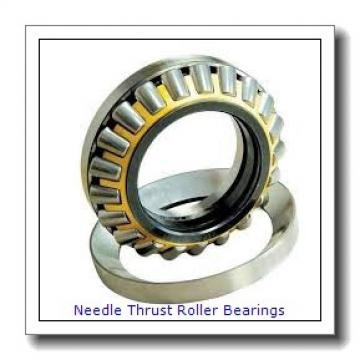 CONSOLIDATED BEARING NAO-75 X 105 X 30 Needle Non Thrust Roller Bearings