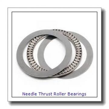 CONSOLIDATED BEARING NAS-80 Needle Non Thrust Roller Bearings
