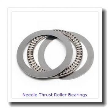 RBC BEARINGS SJ 8477 SS Needle Non Thrust Roller Bearings