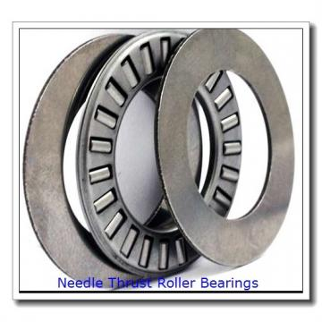 CONSOLIDATED BEARING NAO-6 X 17 X 10 Needle Non Thrust Roller Bearings