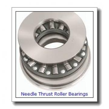 RBC BEARINGS SJ 7255 SS Needle Non Thrust Roller Bearings