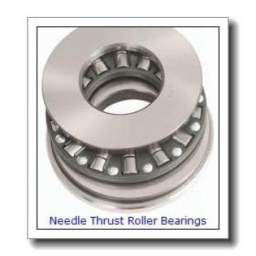 RBC BEARINGS SJ 8406 Needle Non Thrust Roller Bearings