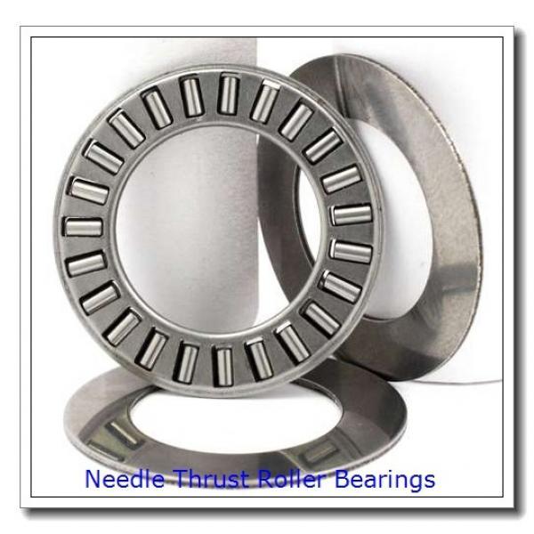 MCGILL GR 124 Needle Non Thrust Roller Bearings #1 image